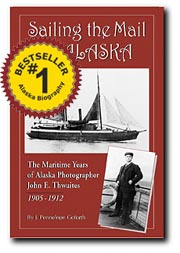 Sailing the Mail in Alaska is a bestseller!